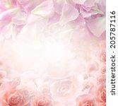 Stock photo flower 205787116