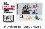 business concept for internet... | Shutterstock .eps vector #2057875256