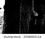 grunge is black and white.... | Shutterstock .eps vector #2058003116
