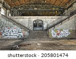 Imposing Staircases Inside The...