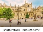 Seville  Andalusia  Spain  ...