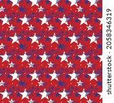 abstract stars pattern texture...   Shutterstock .eps vector #2058346319