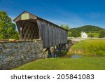 Goddard Covered Bridge  Ky