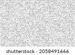 abstract fashion monochrome... | Shutterstock .eps vector #2058491666