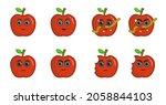 apple avatar expression. bitten ...