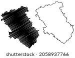 lucknow district  uttar pradesh ... | Shutterstock .eps vector #2058937766