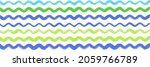 cool wavy zigzag stripes... | Shutterstock .eps vector #2059766789
