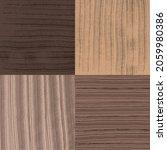 four kinds of wood grain hand... | Shutterstock .eps vector #2059980386