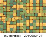 abstract geometric pattern... | Shutterstock .eps vector #2060003429