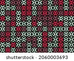 abstract geometric pattern... | Shutterstock .eps vector #2060003693