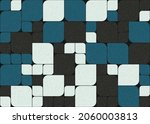 abstract geometric pattern... | Shutterstock .eps vector #2060003813