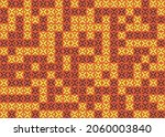 abstract geometric pattern... | Shutterstock .eps vector #2060003840