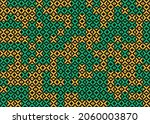 abstract geometric pattern... | Shutterstock .eps vector #2060003870