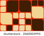 abstract geometric pattern... | Shutterstock .eps vector #2060003993