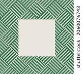 wallpaper line minimal modern... | Shutterstock .eps vector #2060076743