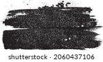 grunge paint stripe . vector... | Shutterstock .eps vector #2060437106