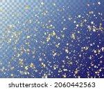 star shining gold gradient... | Shutterstock .eps vector #2060442563