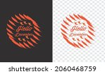 hello december month hand... | Shutterstock .eps vector #2060468759
