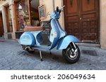 toledo  spain   jun 25  classic ... | Shutterstock . vector #206049634
