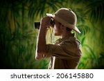 Young Confident Explorer In The ...
