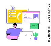 microsite development abstract...