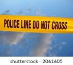Police Line Do Not Cross Yello...
