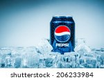 ������, ������: Can of Pepsi cola