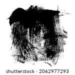 grunge distressed paint...   Shutterstock .eps vector #2062977293