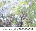 daylight green background for...   Shutterstock .eps vector #2063036339