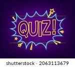 comic speech bubbles with text... | Shutterstock .eps vector #2063113679