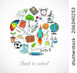 """back to school"" vector... 