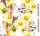 abstract elegance seamless... | Shutterstock .eps vector #206348824