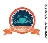 food design over white... | Shutterstock .eps vector #206356570