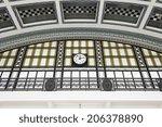 watch modern indoor market... | Shutterstock . vector #206378890