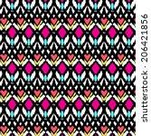 pattern | Shutterstock .eps vector #206421856