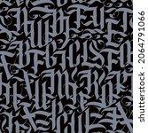 decorative seamless pattern of...   Shutterstock .eps vector #2064791066