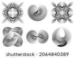 abstract floral elements ...   Shutterstock .eps vector #2064840389