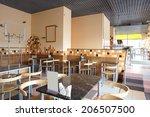 beautiful brand new european... | Shutterstock . vector #206507500