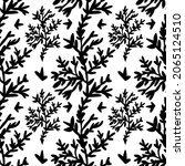 vector seamless pattern with...   Shutterstock .eps vector #2065124510