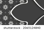 baner of black color with...   Shutterstock .eps vector #2065124840