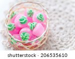 an image of colorful candy   Shutterstock . vector #206535610