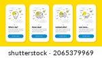 vector set of environment day ... | Shutterstock .eps vector #2065379969