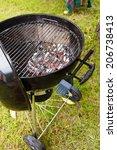 grill | Shutterstock . vector #206738413