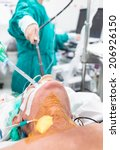 Small photo of intraoperative transesophageal echocardiography for open heart s