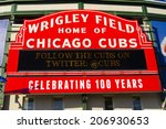 Wrigley Field  Chicago ...