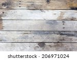 old wood texture | Shutterstock . vector #206971024