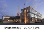 alfeld  germany   october 24 ... | Shutterstock . vector #207144196