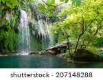 front view of streaming... | Shutterstock . vector #207148288