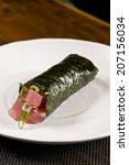 japanese food   Shutterstock . vector #207156034