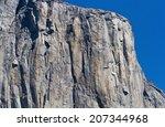 El Capitan In Yosemite Nationa...
